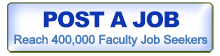Faculty Jobs